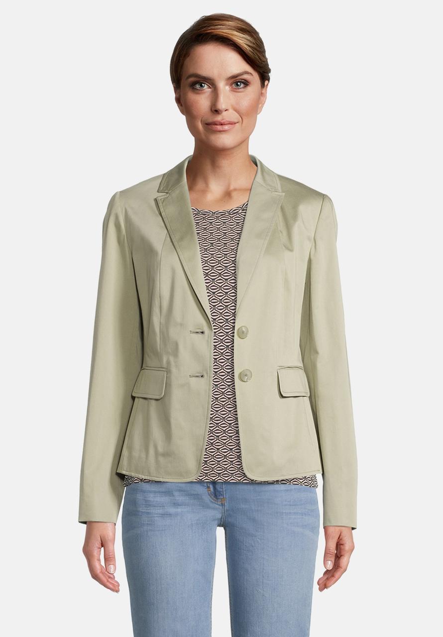 Betty Barclay. Grænn jakki.